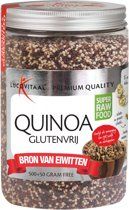 Lucovitaal srf quinoa 550 gr