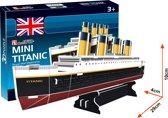3D Puzzel Titanic 30Dlg.