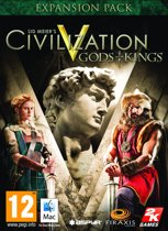 Sid Meier's Civilization V Gods and Kings - MAC