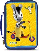 Bigben Tablethoes - 7 & 8 inch - Zebra Zou