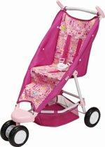 Baby Born Lichte Luxe Buggy - Poppenwagen
