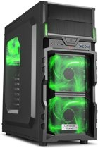 Cooler Master Game PC / AMD Budget Game PC incl. Windows 10