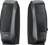 Logitech speakers S120 zwart