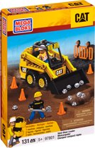 Mega Bloks CAT Skid Steer Graafmachine