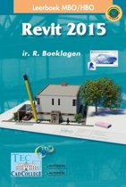 Revit architecture  / 2015 / deel Leerboek MBO/HBO