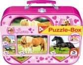 Puzzel Box Paarden - Legpuzzel