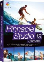 Pinnacle Studio 19 Ultimate - Nederlands / Engels / Frans
