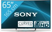 Sony Bravia KD-65S8005C - Curved 3D Led-tv - 65 inch - Ultra HD/4K - Android tv