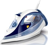 Philips Azur Performer Plus GC4511/20 - Stoomstrijkijzer - Wit/blauw