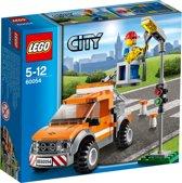 LEGO City Lantaarn Reparatietruck - 60054