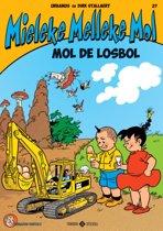 Mieleke Melleke Mol 0 - 27 Mol de Losbos
