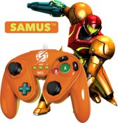 Replica GameCube Controller for Wii U - Samus (PDP) /Wii-U