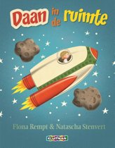 Prentenboek Daan in de ruimte