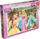 Jumbo Princess Belle - Puzzel - 100 stukjes