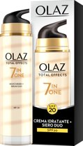 Olaz Total Effects 2 in 1 - 40 ml - Dagcrème en Serum