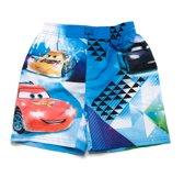 Cars Jongens Boardshort - blauw - Maat 104