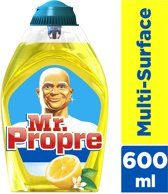 Mr. Proper Citroen - 600 ml - Geconcentreerde Allesreiniger Gel