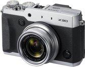 Fujifilm X30 - Zilver