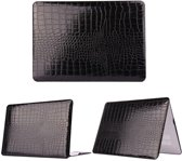 Crocodile Skin Leather Snap-on Hard Case voor MacBook Air 11.6