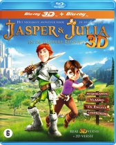 Jasper & Julia En De Dappere Ridders (3D & 2D Blu-ray)