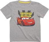 Disney Cars Jongens T-shirt - Grijs - maat 128