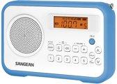 Sangean PRD-18 - Radio met DAB+ - Blauw