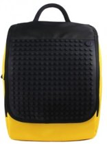 Pixelbags - Rugzak inclusief 240 grote Pixels - Geel en Zwart