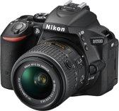 Nikon D5500 + 18-55mm VR II - Zwart