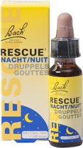 Bach rescue druppels nacht 10 ml