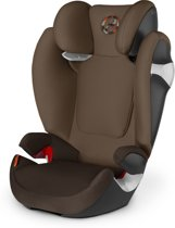 Cybex - Solution M - Autostoel groep 2,3 - Coffee Bean - brown