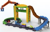 Chuggington Stack Track - Motorized Chuggington en de Hijskraan Speelset