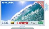 Salora 22LED2615DW - Led-tv-/dvd-speler - 22 inch - Full HD - Wit