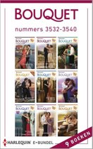 Bouquet e-bundel nummers 3532-3540, 9-in-1