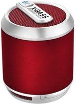 Divoom - Bluetune-Solo 3rd Generation Wireless Bluetooth Speaker - Rood