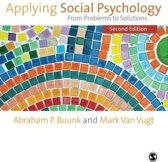 Applying Social Psychology