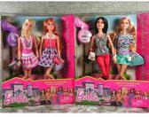 Barbie 2 Pack Raquelle & Summer