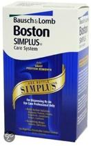 Boston Simplus Care System Alles In Een - 120 ml - Lenzenvloeistof