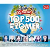 Various   Q Music Top 500 van de zomer