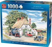 King Puzzel - Delivery at the Railway Inn