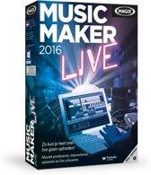 Magix Music Maker 2016 Live - Nederlands