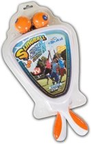 Djubi Slingball 2 Rackets 2 Ballen - Actiespel