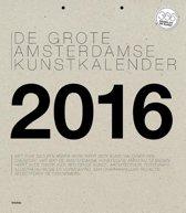 Grote Amsterdamse Kunstkalender 2016