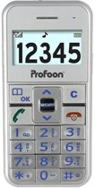 Fysic PM-575t Big Button GSM silver