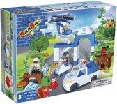 BanBao Young Ones Politie Politiebureau - 9601