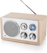 AudioSonic RD-1540 - Retro Radio - Bruin