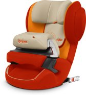 Cybex Juno 2-Fix - Autostoel - Autumn Gold - burnt red