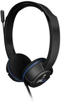 Turtle Beach Ear Force PLa Wired Stereo Gaming Headset - Zwart (PS3 + PS4 + PC + Mac)