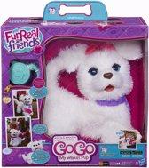 FurReal Friends - Go Go mijn Wandelende Hond - Elektronische Knuffel