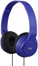 JVC HA-S180A - On-ear koptelefoon - Blauw