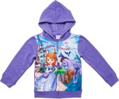 Disney Sofia The First Meisjes Sweater - Paars - Maat 116